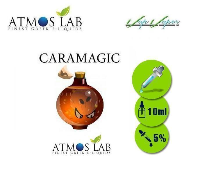 AROMA Atmos lab Caramagic 10ml