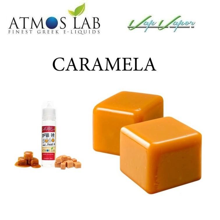 Atmos Lab - Caramela (Caramelo) 50ml (0mg)