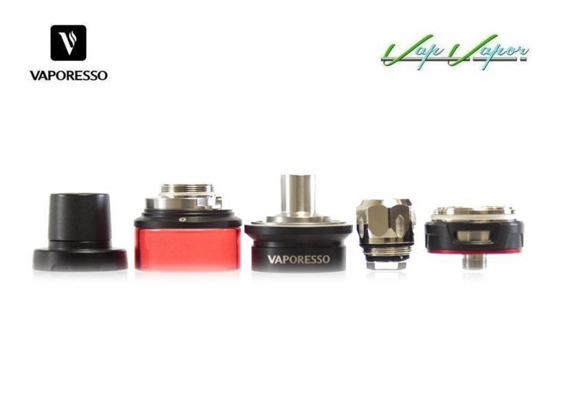Mod POLAR 220w + Cascade Baby SE Vaporesso Kit Completo - Ítem3