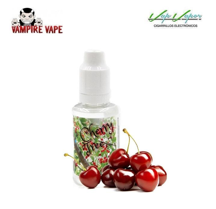 AROMA Cherry Tree (Cereza) Vampire Vape 30ml