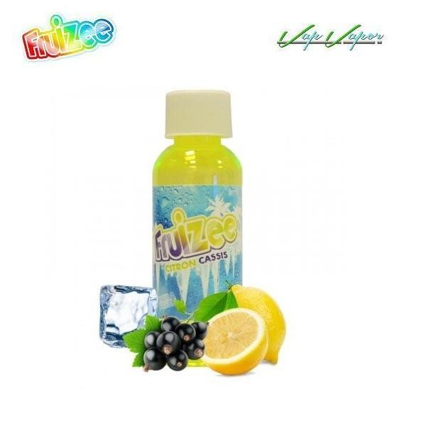 Citron Cassis- Limón y Grosella Negra FRESH Fruizee 10ml / 50ml(0mg)