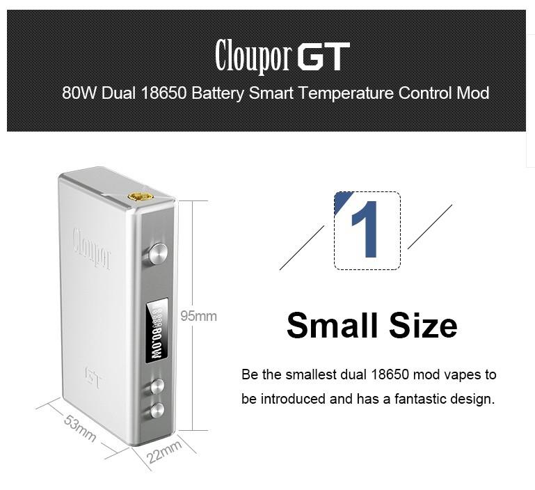 Cloupor GT 80W - Ítem2