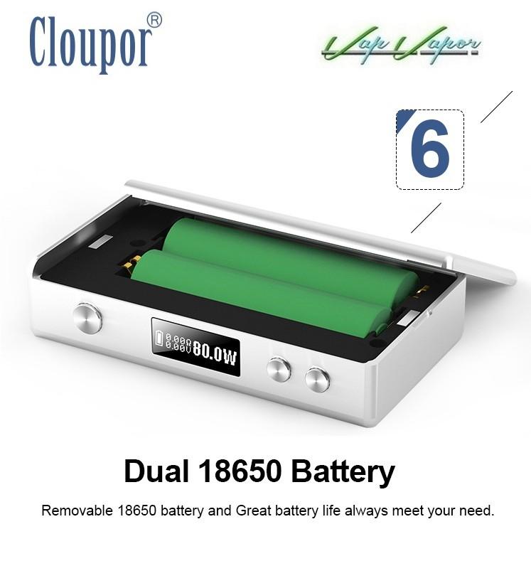 Cloupor GT 80W - Ítem7