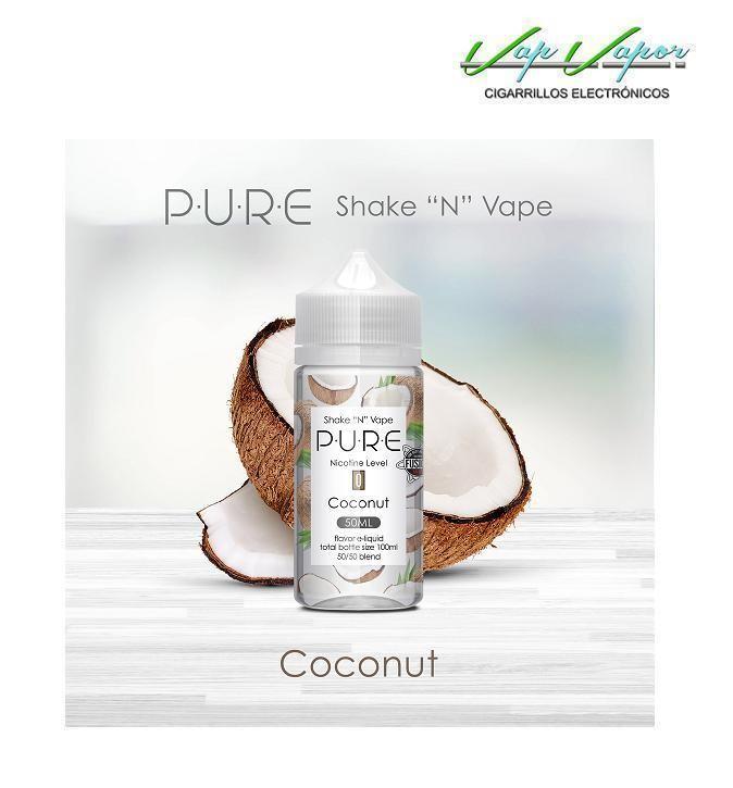 Coconut (Coco) 50%PG/50%VG PURE 50ml (0mg)