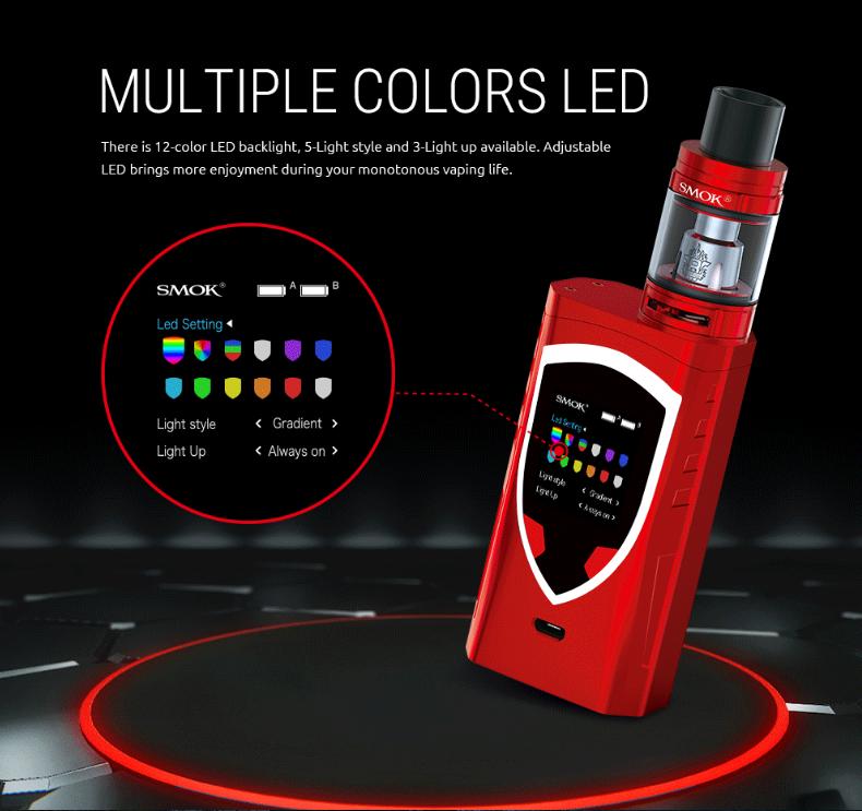 Mod Procolor Smok Kit Completo - Ítem14