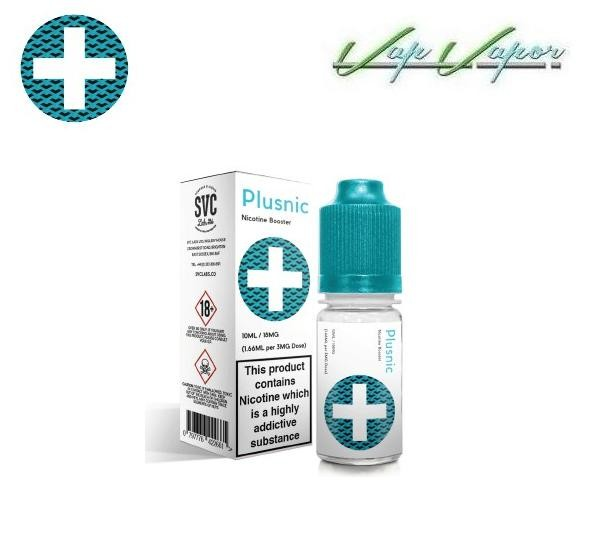 Plusnic nicotine shot 18mg 10ml (nicokit) Simple vape CO