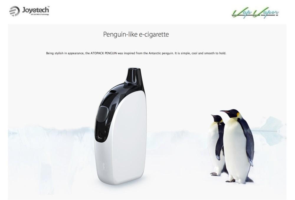 AtoPack Penguin Joyetech 2ml Kit Completo - Ítem11