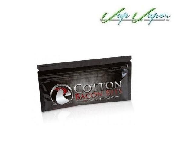 Algodon Wick 'N' Vape Cotton Bacon BITS V2 (2 gramos)