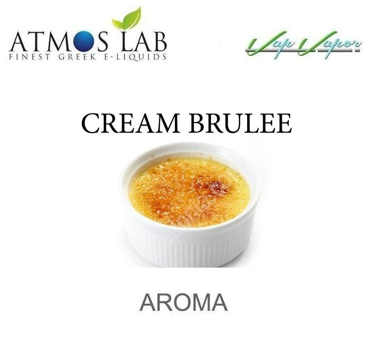 AROMA - Atmos lab - Cream Brulee / Crema Caramelizada 10ml