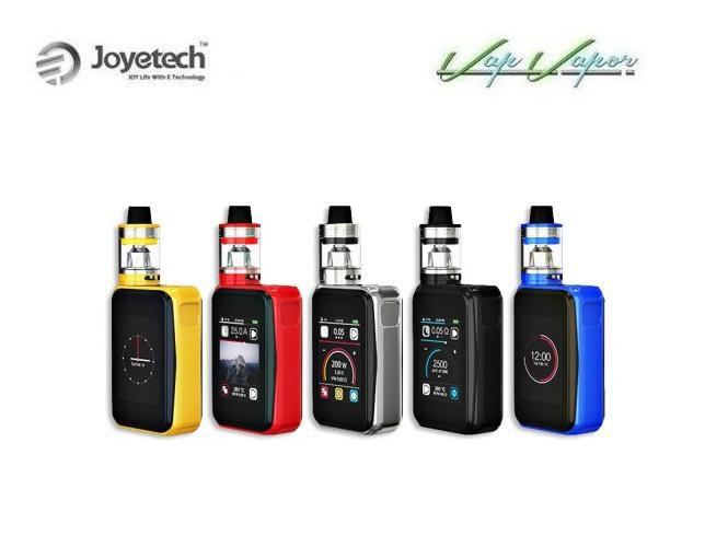 Cuboid PRO Joyetech Kit Completo 2ml