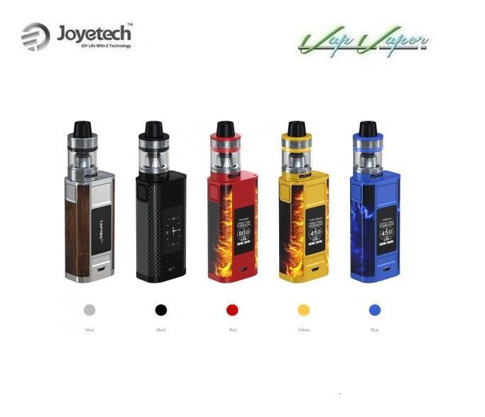 Cuboid TAP Joyetech Kit Completo