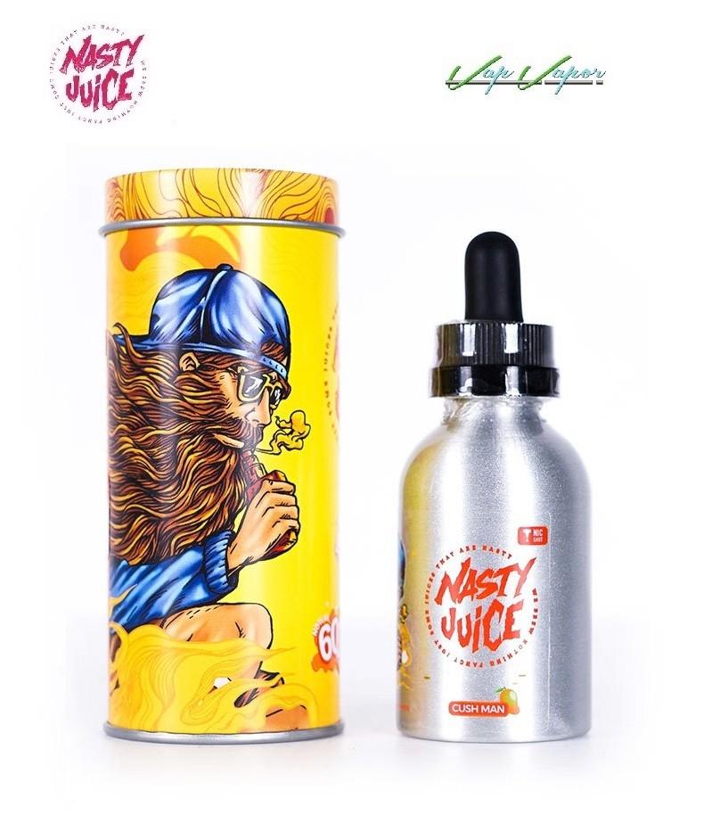 Cush Man Nasty Juice 50ml (0mg)