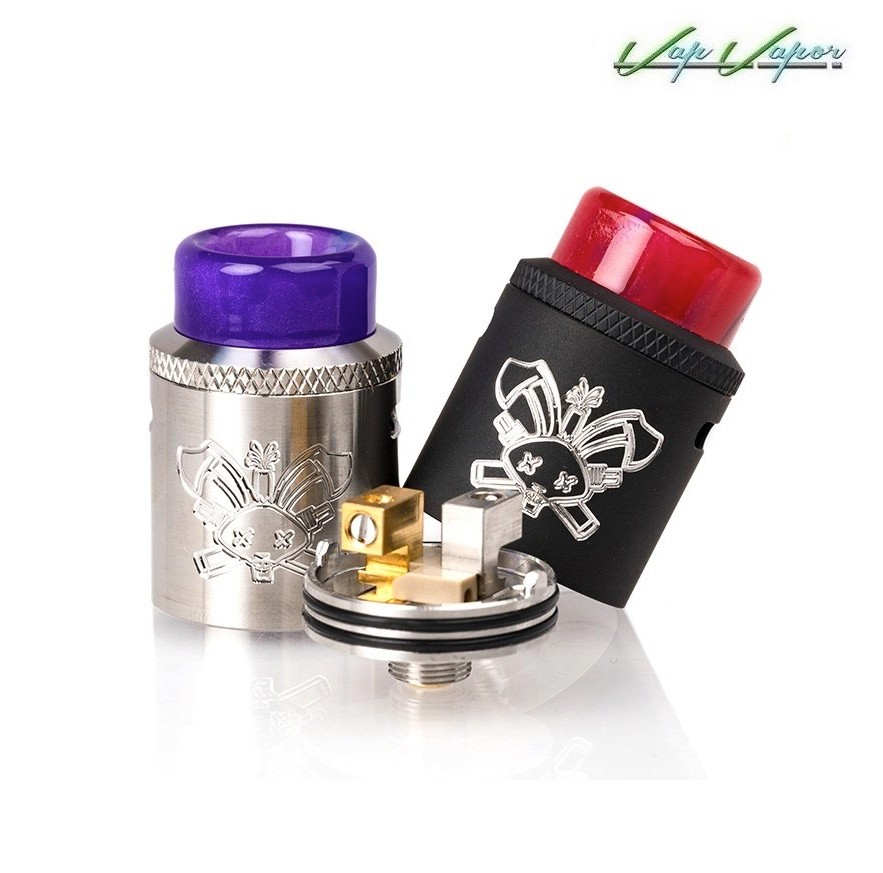 Dripper Dead Rabbit SQ HellVape - Ítem1