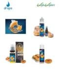 DROPS Dear Donut 10ml / 30ml / 50ml(0mg) / 60ml(3mg)