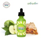 Dinner Lady Apple Pie (Manzana) 50ml - 0mg (en bote de 60ml)