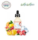 Flip Flop Lychee (Summer Hollidays) Dinner Lady 50ml 0mg