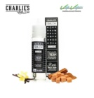 Charlies Chalk Dust Dream Cream (Vainilla, Caramelo, Canela) 50ml (0mg)
