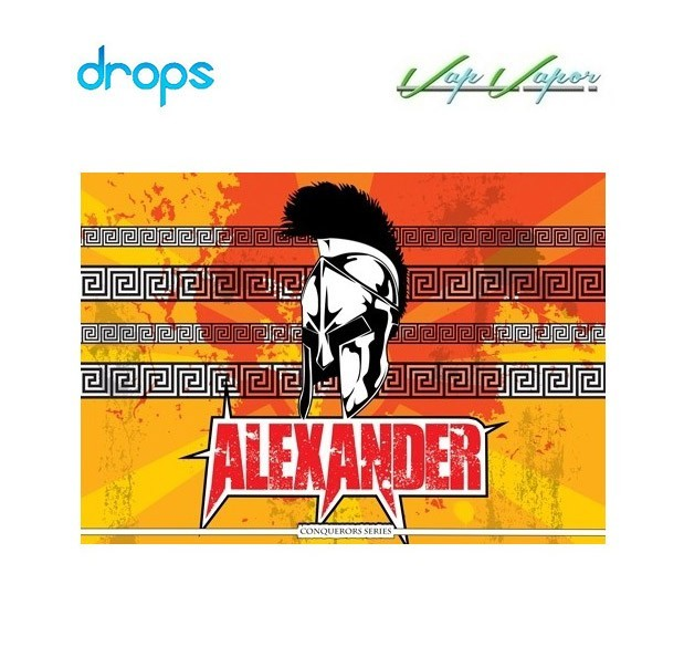 DROPS Alexander - Conquerors Series 30ml - Ítem2