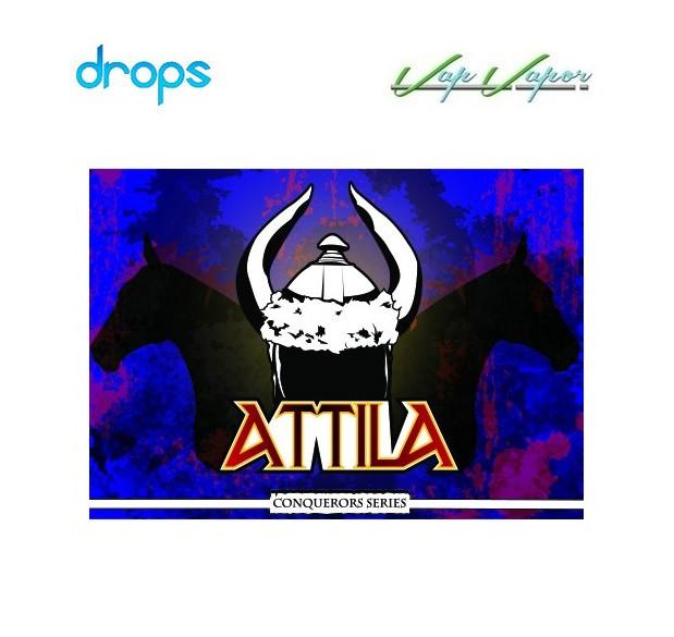 DROPS Attila - Conquerors Series 30ml