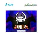 DROPS Attila - Conquerors Series TRIPACK (3x10ml) / 50ml 0mg