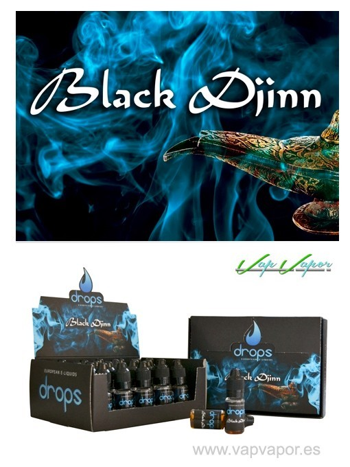DROPS - Black Djinn - 10ml y 30ml - Ítem2