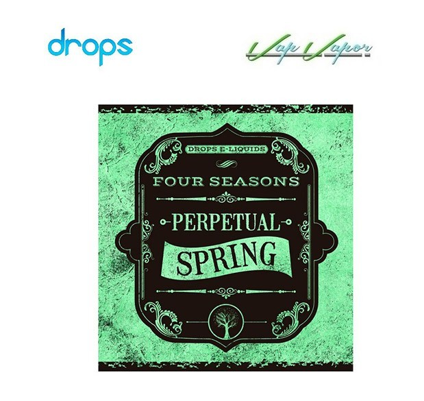 DROPS - Four Seasons Perpetual Spring 10ml / TRIPACK (3x10ml) / 50ml (0mg) - Ítem2