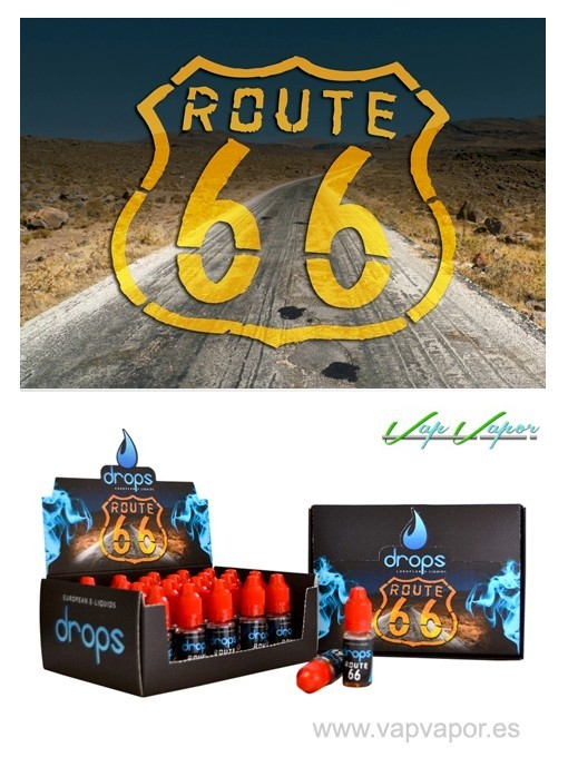 DROPS - Route 66 - 10ml y 30ml - Ítem2