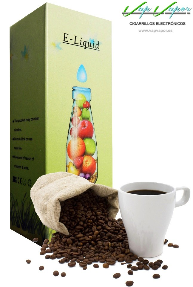 e-liquid Café (Coffee)