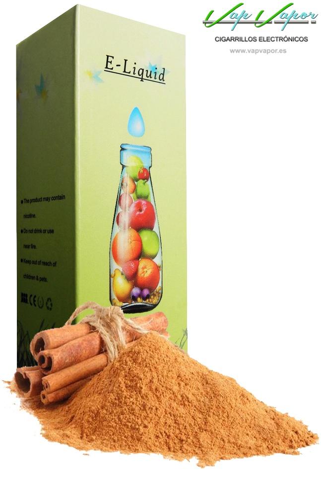 e-liquid Canela (Cinnamon)