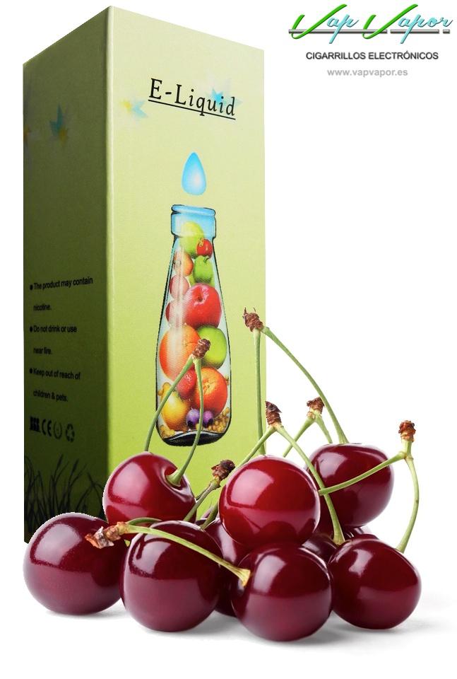 e-liquid Cereza (Cherry) 16mg