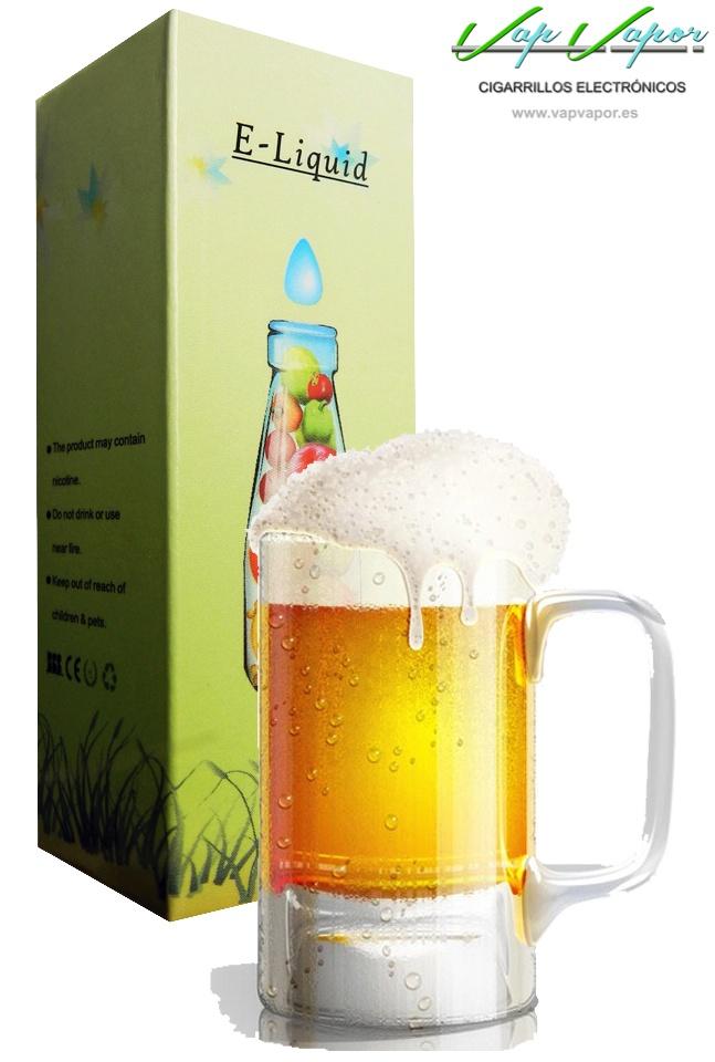 e-liquid Cerveza (Beer)