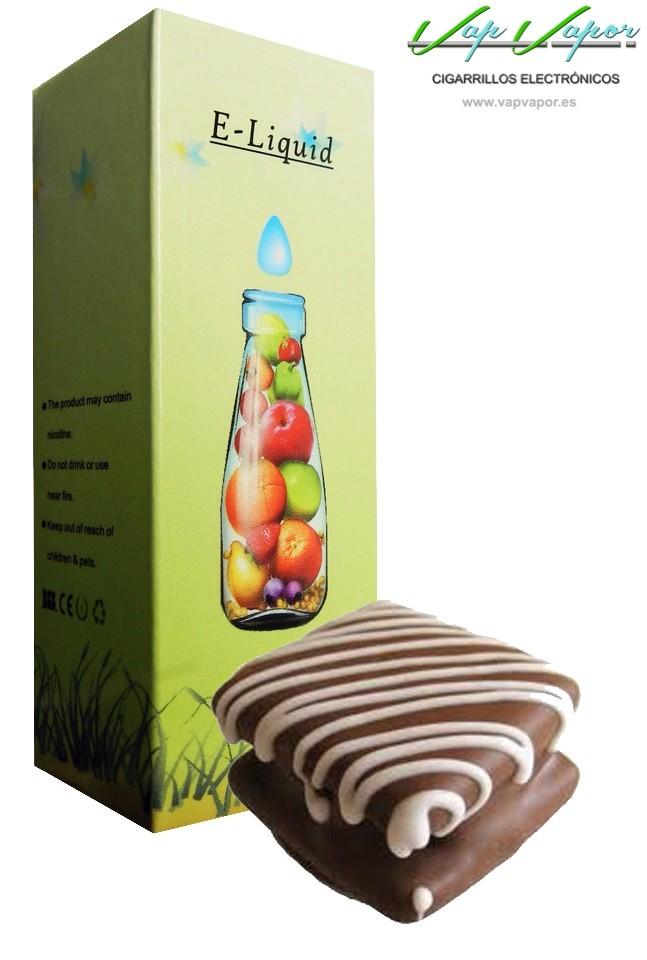 e-liquid Chocolate con leche (Milk Chocolate)