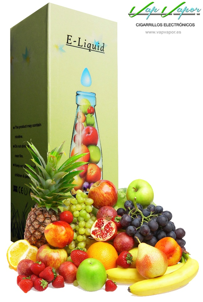 e-liquid Tuti Fruti (Fruit Mixed / Tutti Fruit)