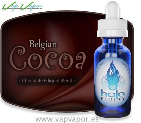 liquido halo belgian cocoa