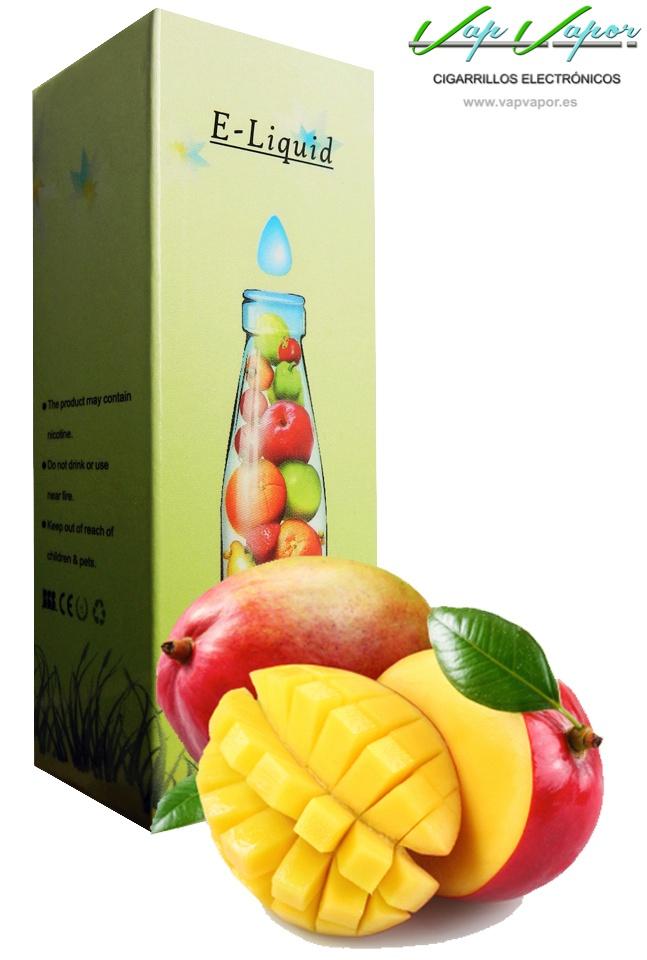 e-liquid Mango