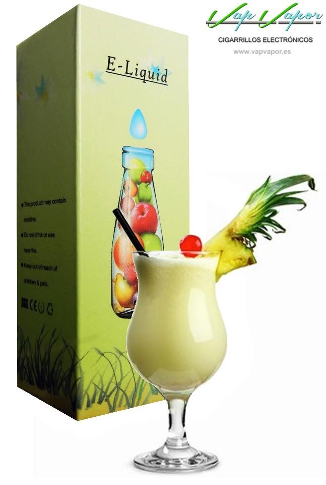 e-liquid Piña Colada