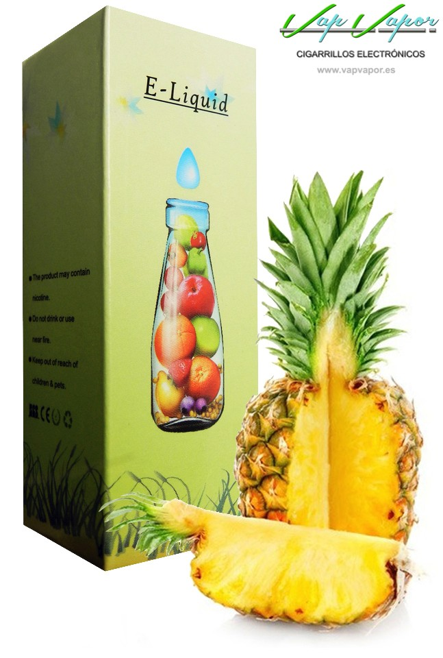 e-liquid Piña (Pineapple)