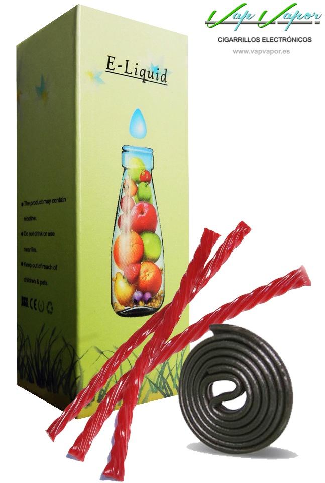 e-liquid Regaliz (Licorice)