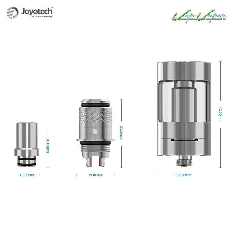Atomizador eGo One V2 2ml Joyetech - Ítem2