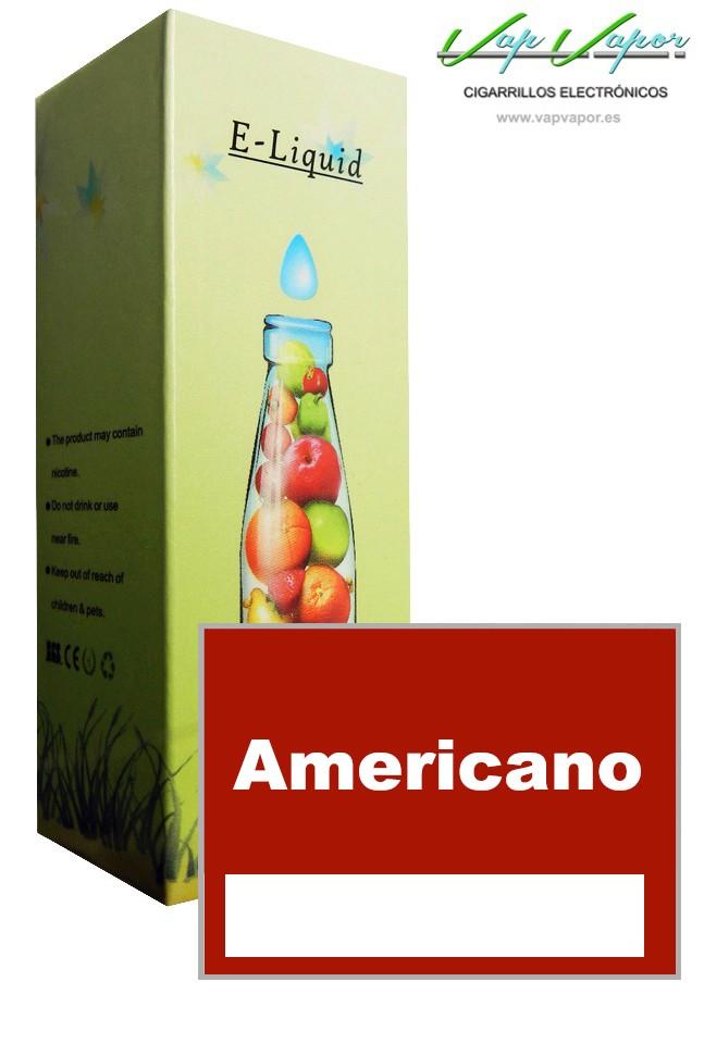 e-liquid Americano 10ml / 20ml 0mg