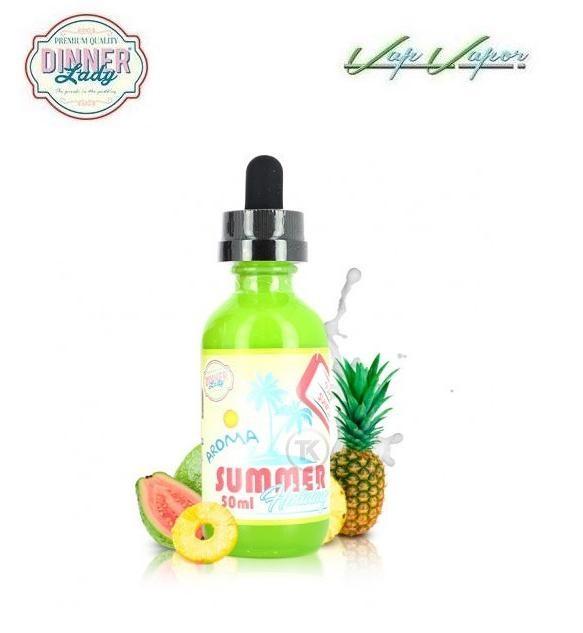 Guava Sunrise (Summer Hollidays) Dinner Lady 50ml 0mg