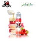 I VG Macarons Strawberries&Cream 0mg 50ml booster