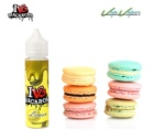 I VG Macarons Lemon 0mg 50ml booster