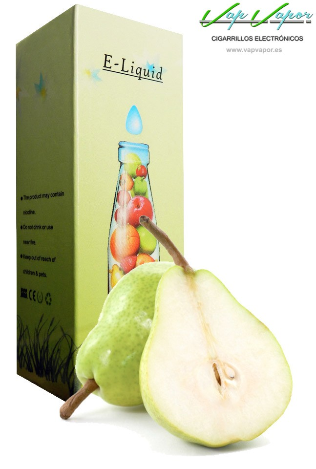 e-liquid Pera (Pear)