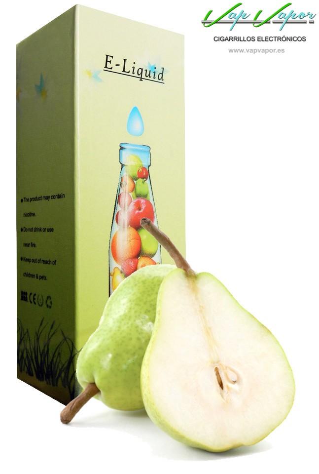 e-liquid Pera (Pear) 0mg 6mg 11mg 16mg