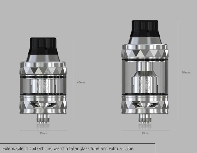 Atomizador Ello TS Eleaf - Ítem2