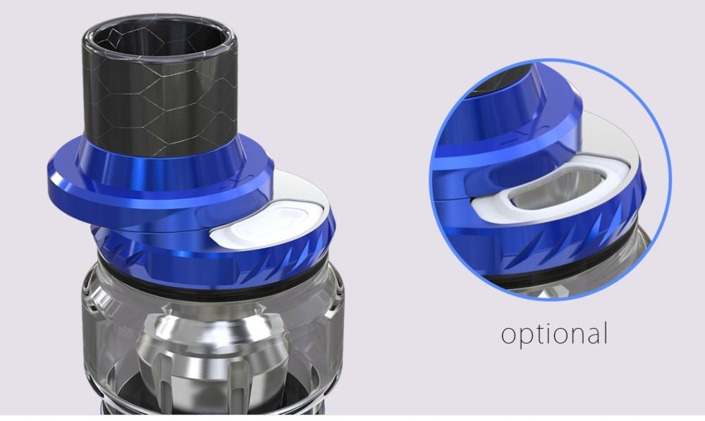 Atomizador Ello Vate 2ml /6.5ml Eleaf - Ítem2