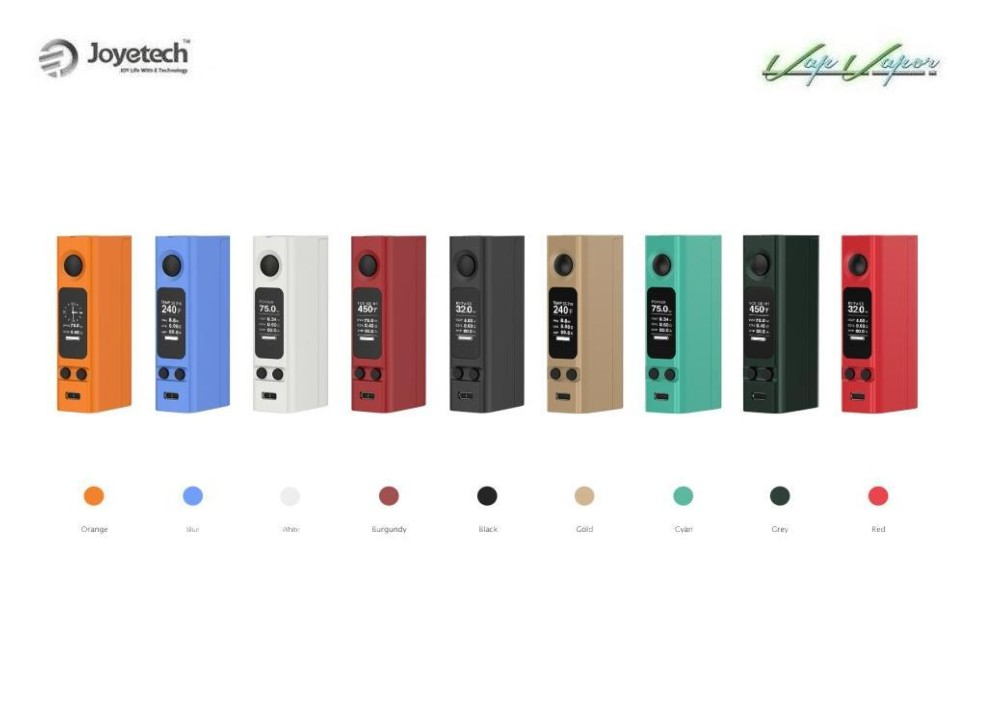 eVic VTwo Mini 75W Joyetech Express Kit