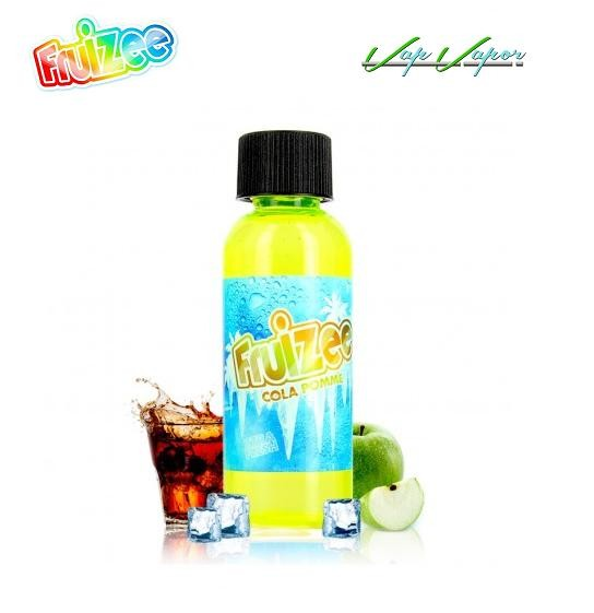 Cola Pomme - Cola Manzana FRESH Fruizee 10ml / 50ml(0mg)