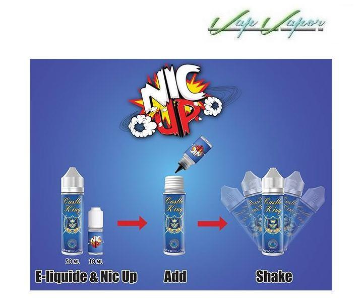 Nic Up 10ml Nova Liquides 18mg - Item2